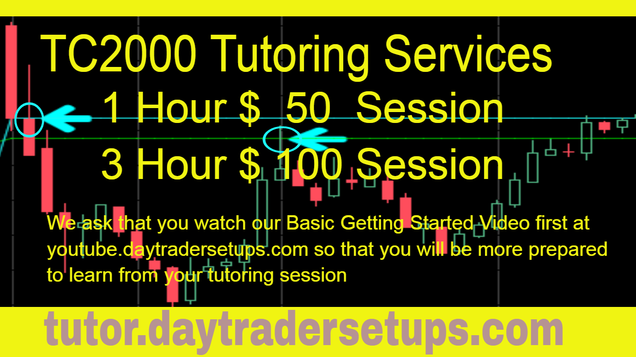 TC2000 Tutoring Services