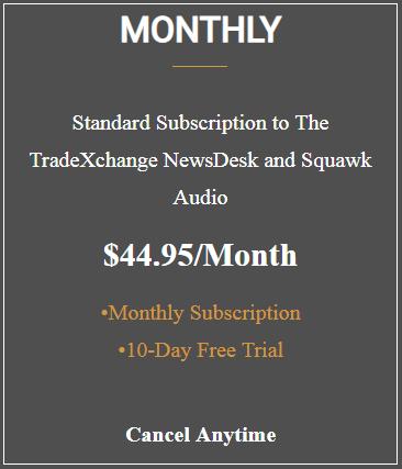 Trade Xchange Discounts